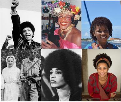 25.12 Afrodescendantes de l'Histoire